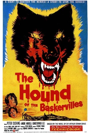 The Hound of the Baskerville poster